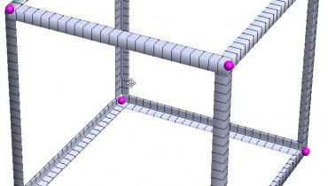 Grunnleggende om meshtyper i SolidWorks Simultation