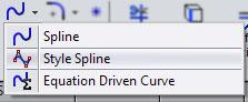 Ny type Spline i SolidWorks 2014