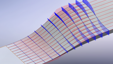Bruk Surface Curvature Combs til å konstruere jevnere flater