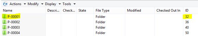 folderid