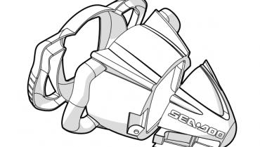 Skarpe og tydelige tekniske illustrasjoner