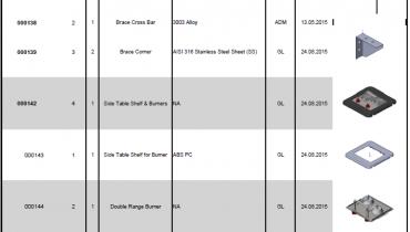 Eksportere BOM til Excel med CustomTools