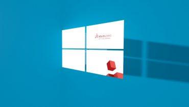 SOLIDWORKS og Windows 10