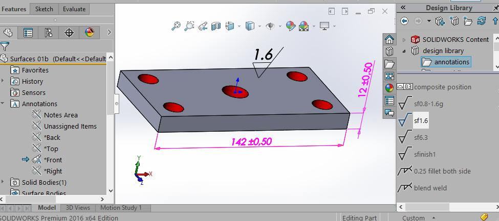 SolidWorks 01