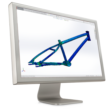 solidworks simulation nonlinear kurs