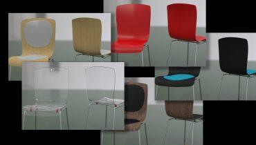 Lag enkelt flere fargealternativer med SOLIDWORKS Visualize Professional