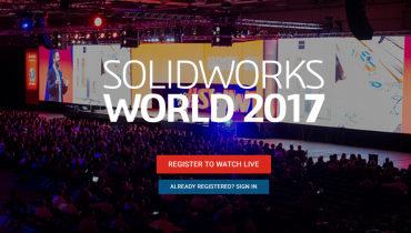 SOLIDWORKS World 2017 live webcast