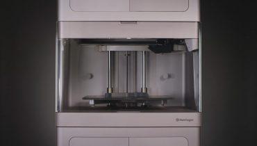 Møt Metal X - Metall 3D-printing fra Markforged
