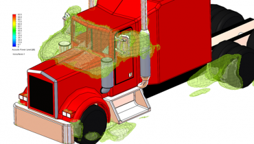 solidworks flow simulation truck