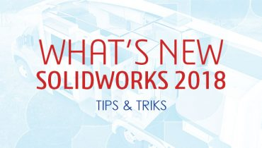 Nyheter i SOLIDWORKS 2018 - Free Surface Flow Simulation