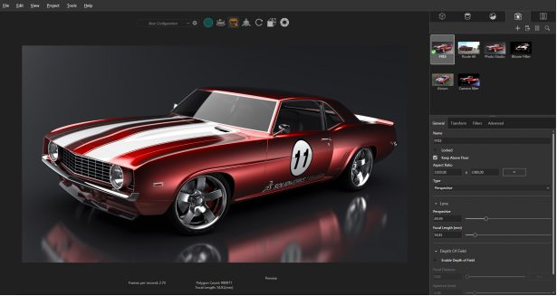 nyheter i solidworks visualize 2018 04