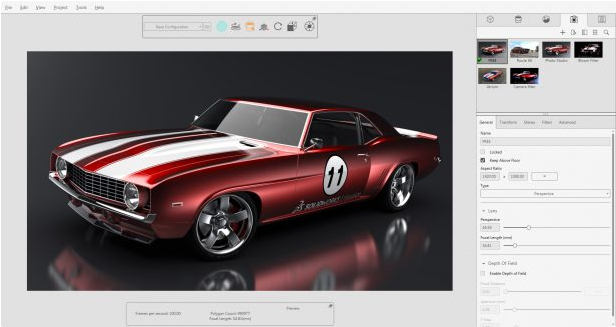 nyheter i solidworks visualize 2018 05