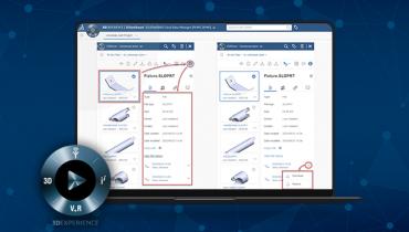 3DEXPERIENCE: Hvordan gjennomgå filhistorikk i 3DDrive