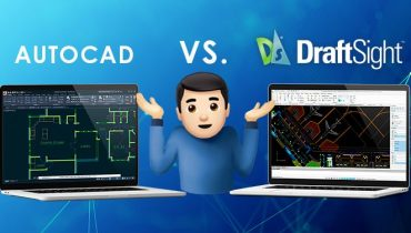 DraftSight vs. AutoCAD