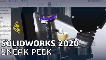 Sniktitt på SOLIDWORKS 2020 – Hva er nytt?