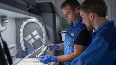 BMW: Veien til masseproduksjon med 3D-printing