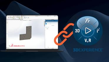 3 gode grunner til å koble SOLIDWORKS til 3DEXPERIENCE-plattformen